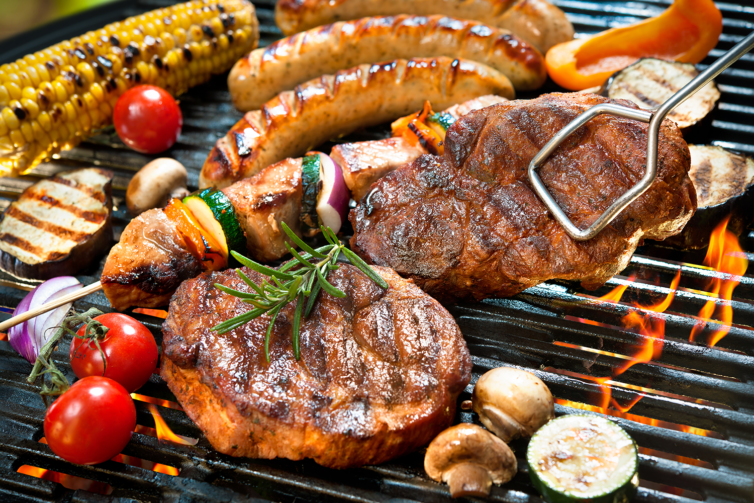 BBQ Products Home Delivery