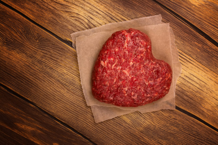 Meat Valentines Meals